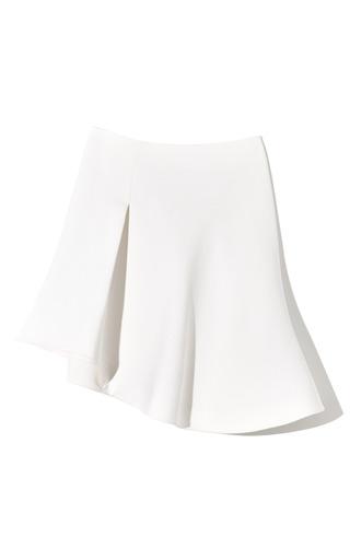 Medium mugler white white skirt