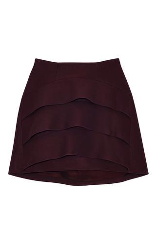 Medium mugler opium layered skirt