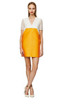 Cotton Silk Faille Dress by PETER SOM Now Available on Moda Operandi