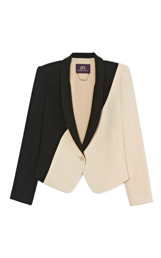 Medium rachel roy black tuxedo jacket