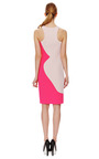 Bloom/Hibiscus Structured Dress by RACHEL ROY Now Available on Moda Operandi