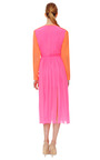 Pleated Dress by RACHEL ROY Now Available on Moda Operandi