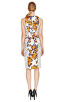 Fitted Side Peplum Dress by SUNO Now Available on Moda Operandi
