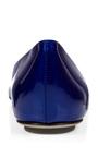 Godiva Patent Leather Flats by SERGIO ROSSI Now Available on Moda Operandi