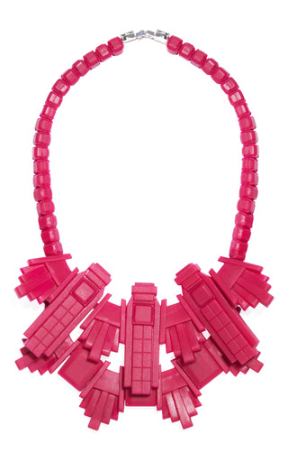 Empire State Necklace by EK THONGPRASERT Now Available on Moda Operandi
