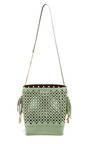 Green Cera Bag by SOPHIE ANDERSON Now Available on Moda Operandi