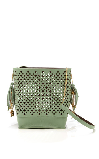Medium sophie anderson green green cera bag