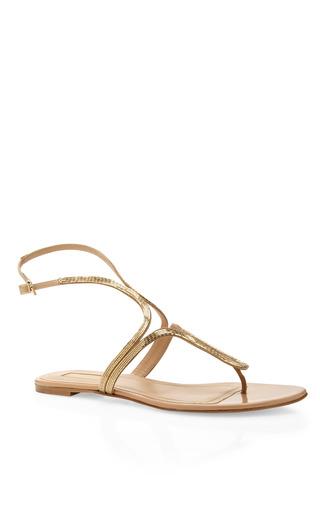 Caipiroska Sandal by AQUAZZURA Now Available on Moda Operandi