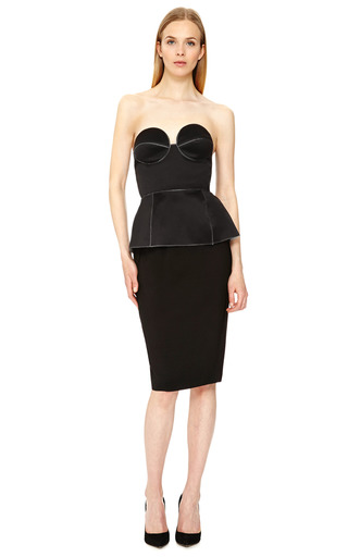 Bustier by CALVIN KLEIN COLLECTION Now Available on Moda Operandi