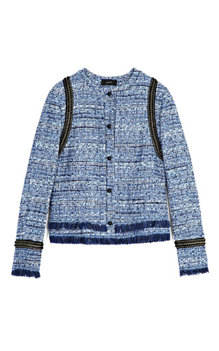 Medium joseph blue gerry jacket
