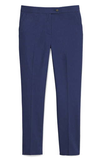 Medium joseph blue quentin pant
