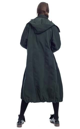 Washed Technical  Jacket by MARNI for Preorder on Moda Operandi