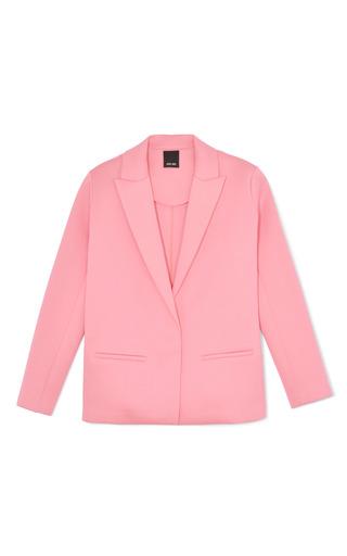 Medium josh goot pink future basic blazer