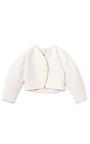 Cropped Egg Jacket by DELPOZO for Preorder on Moda Operandi