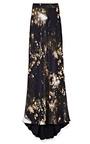 4 Ply Silk Crepe Floor Length Skirt by CUSHNIE ET OCHS for Preorder on Moda Operandi