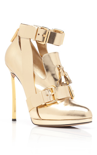 Medium prabal gurung gold gold high heel oxford