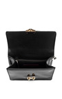 Lock Clutch by VALENTINO Now Available on Moda Operandi