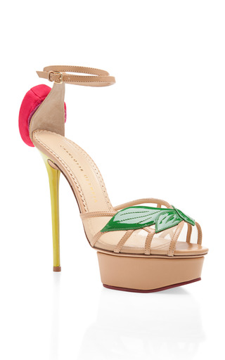 Medium charlotte olympia nude rose
