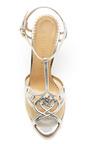 Silver Tiffany by CHARLOTTE OLYMPIA Now Available on Moda Operandi