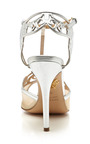Silver Tiffany by CHARLOTTE OLYMPIA Now Available on Moda Operandi