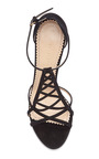 Black Marianne by CHARLOTTE OLYMPIA Now Available on Moda Operandi