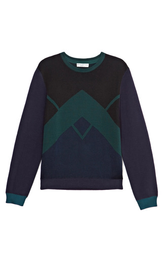 Rita Argyle Crewneck by OPENING CEREMONY for Preorder on Moda Operandi