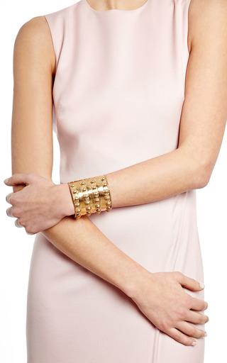 Wide Manchette Cuff by SYLVIA TOLEDANO Now Available on Moda Operandi