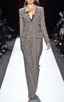 Houndstooth Tweed Jacket by CAROLINA HERRERA for Preorder on Moda Operandi