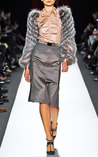 Meteorite Skirt by CAROLINA HERRERA for Preorder on Moda Operandi