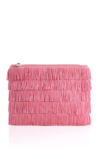 Medium charlotte olympia pink shake it clutch 3