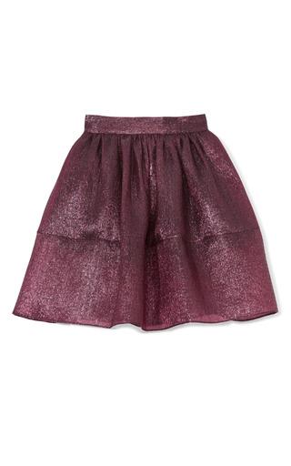 Medium golden goose red otis skirt