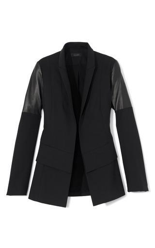 Medium ellery black ymca long boxy blazer