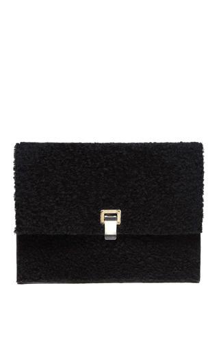 Medium proenza schouler black black large lunch bag