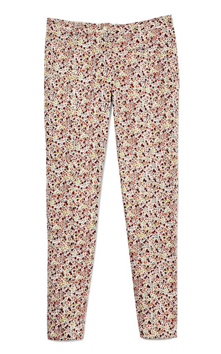 Medium thakoon addition print liberty printed slim pant 2