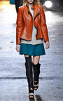 Wool Faced Techno Coating Sculpted Flare Skirt by 3.1 PHILLIP LIM for Preorder on Moda Operandi