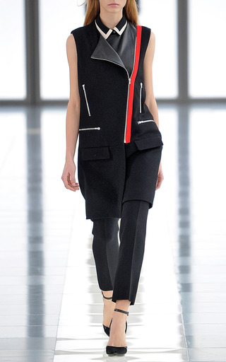 Rack Shirt by PREEN BY THORNTON BREGAZZI for Preorder on Moda Operandi