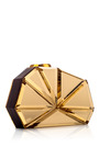Gold Constantinople Clutch by RAUWOLF for Preorder on Moda Operandi