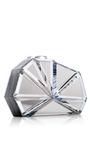 Silver Constantinople Clutch by RAUWOLF for Preorder on Moda Operandi