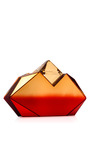 Monks Robe Degrade Sputnik Clutch by RAUWOLF for Preorder on Moda Operandi