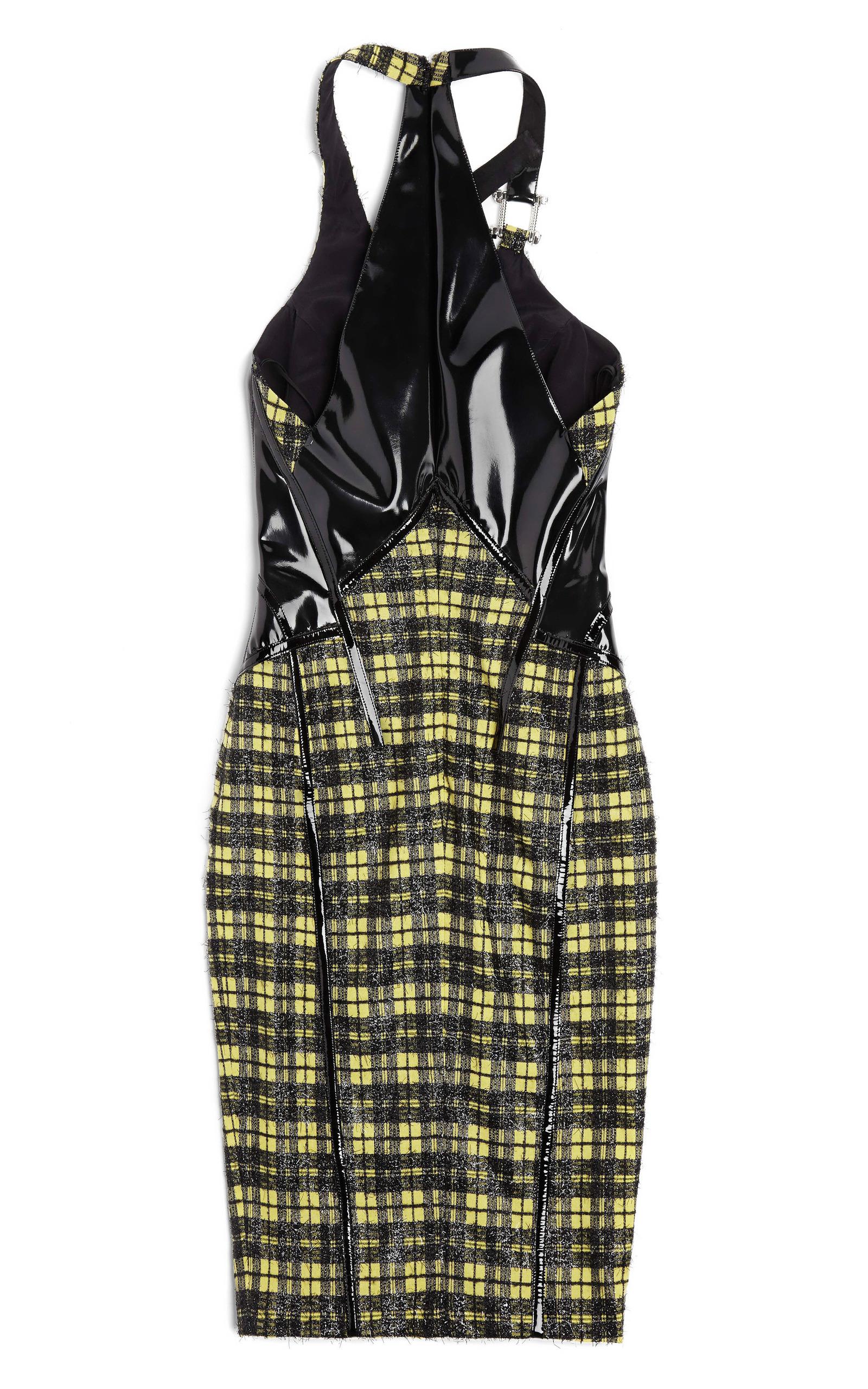 Tartan Cocktail Dress