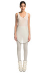 Purdie Dress In Beige by ISABEL MARANT for Preorder on Moda Operandi