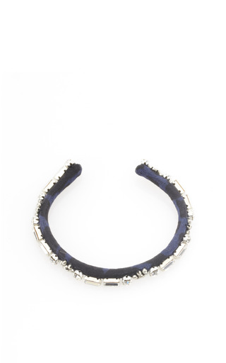 Rhinestone Bangle Cuff by ISABEL MARANT for Preorder on Moda Operandi