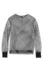 Moire Sweater by DION LEE for Preorder on Moda Operandi