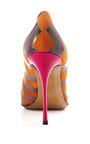 Metallic Stripe Pump by NICHOLAS KIRKWOOD for Preorder on Moda Operandi