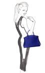 Vitello Lux Tanzanite Trevi by VBH Now Available on Moda Operandi