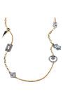 Nova Messenger Necklace by LULU FROST for Preorder on Moda Operandi
