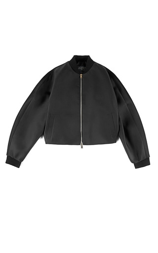 Medium giambattista valli black duchesse jacket