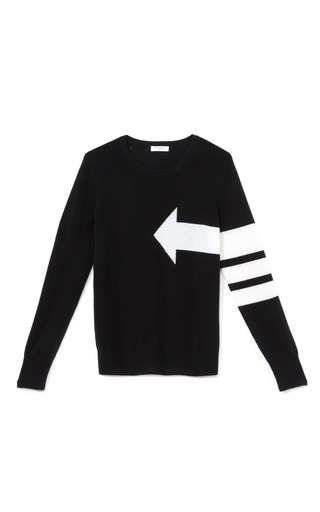 Medium equipment black black shane crew neck sweater