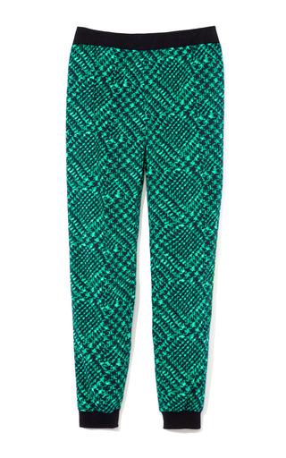 Medium tibi multi grass multi jogging pants
