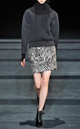 Zebra Pony Skirt by TIBI for Preorder on Moda Operandi